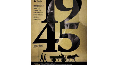 Film '1945' Brings Property Restitution Issue to Public Attention