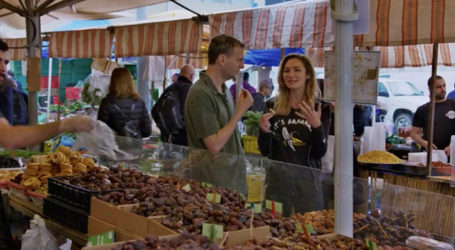 New Netflix Travel Show Spotlights the Tastes of Israel