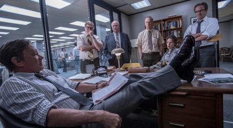 Report: WH Screens 'The Post,' Despite Tom Hanks' Remarks