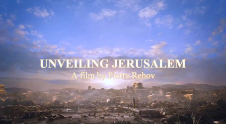 "Review: ""Unveiling Jerusalem"" Beautifully Showcases  Archaeology to Rebut Historical Revisionism"