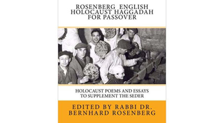 New Jersey Rabbi Self-Publishes English Holocaust Haggadah for Passover
