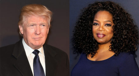 Move Over Donald Trump;  Here Comes Oprah !!