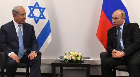 Bibi to Putin: Time to Stand Up Against Murderous Regimes
