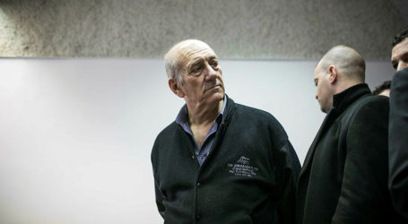Prosecution Drops Probe Against Olmert Over 'Leak of Classified Information'