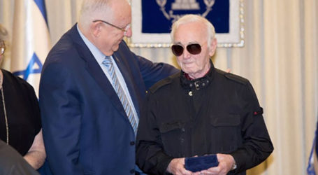 Beloved Singer Charles Aznavour & Family Saved Jews During the Holocaust