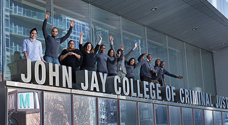 "John Jay College rejects philanthropic ""helping hand""from Koch Brothers"