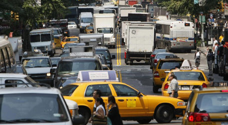 De Blasio On the Way to Supporting Congestion Pricing Plan for Manhattan