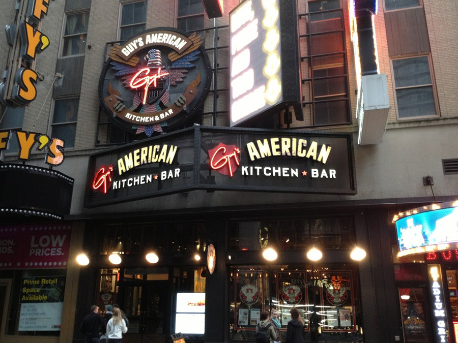 Guy S American Kitchen Bar New York Ny