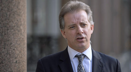 Author of Trump Dossier Referred to FBI for Criminal Investigation