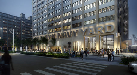 Brooklyn Navy Yard has 'Banner Year' in Signing Tenants