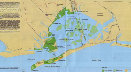 Cuomo Announces Jamaica Bay Landfill to Be Turned Into 407-Acre State Park