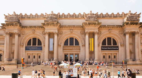 Met Museum of Art Squeezes  Non-NYers for Admission Fee