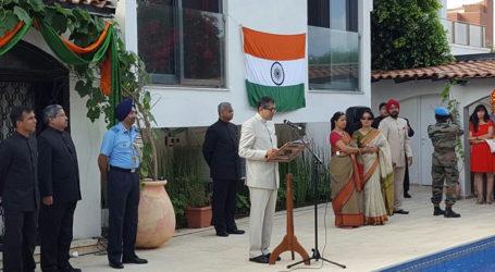 An Indian Embassy in Jerusalem, Please