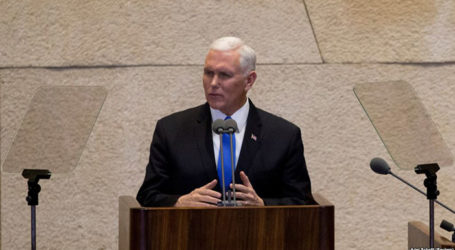 What Did You Hear When Mike Pence Spoke to the Knesset?