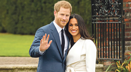 Jewish Woman in UK Gets Special Note from Prince Harry & Meghan Markle