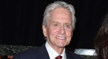 Michael Douglas Denies Charges of Sexual Misconduct in Hollywood Reporter Story