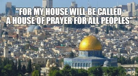 Equal Prayer for All On Temple Mount: Petition the President