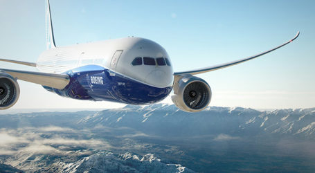 Boeing 787 Sets New Flight  Record from JFK to London