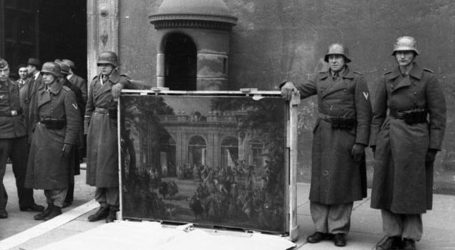 Louvre Puts 31 Nazi-Looted Paintings on Display in Hopes to Find Rightful Owners