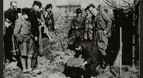 Memory Unearthed: Exhibition of Lodz Ghetto Photographs by Henryk Ross to Open at Museum of Jewish Heritage
