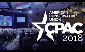 "Trump  Tackles The Big Issues in ""Off The Cuff"", Humorous and Triumphant Speech  at CPAC"
