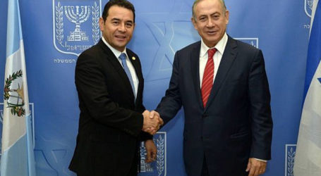 1947-2018: Kudos to  Guatemala for Supporting Israel