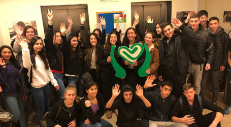 Aleh's 'Tikkun Olam' Program Teaching Israeli Teens the Importance of Disability Inclusion