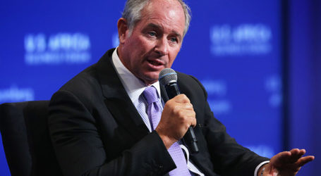 Blackstone's Schwarzman the  1st CEO to Make $1B in 1-Year