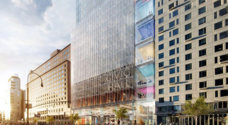 Public Review Process Begins for Union Square Tech Hub
