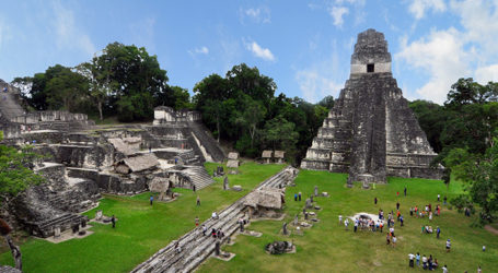 Archeologists Discover Giant Mayan Society Hidden Under Guatemalan Jungles