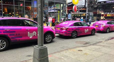 Lyft's NYC Market Share Grows by Over 50% for the Year