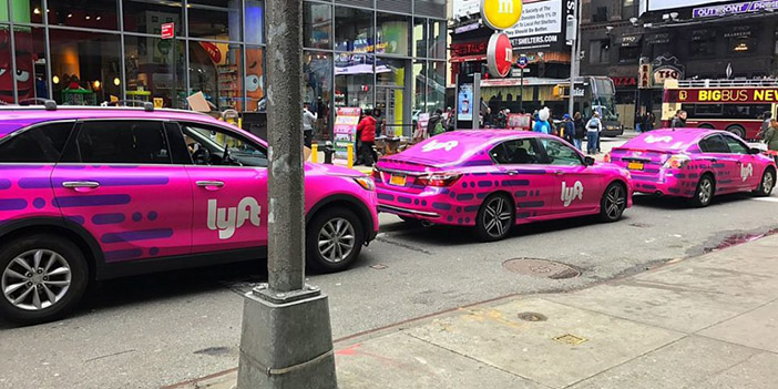 Lyft S Nyc Market Share Grows By Over 50 For The Year The Jewish