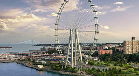 S.I. Observation Wheel Project Continues to Stumble