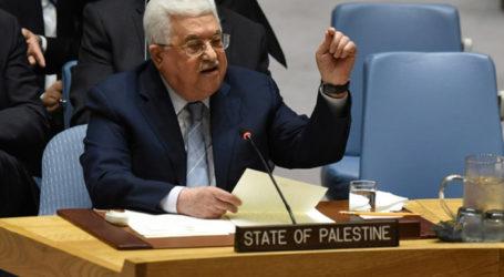 Israel Blasts Abbas Over UN Speech