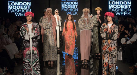Modest Fashion Week: British Style