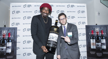 NBA's Amar'e Stoudemire Launches a Line of All-Star Kosher Wine