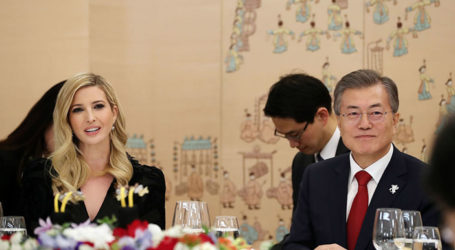 South Korea Treats Ivanka Trump to Kosher Meal at Olympic Finale