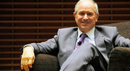 The $800M Man; Blackstone's Schwarzman Earns Highest Ever Recorded Salary