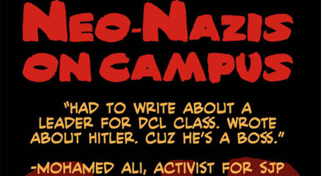 Neo-Nazis on Campus Reveal Themselves in Various Incarnations