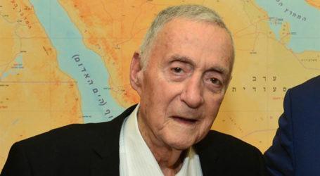 Diplomat and Defense Adviser, Uri Lubrani, 1926-2018