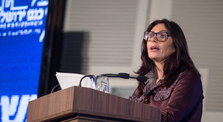 Regev In Trouble Over Comments Against Law Enforcement on Purim