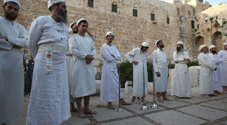 Temple Mount Activists Call for Muslims to Evacuate Site by Passover
