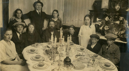 Non-Jews at the Seder? – An Halachic Perspective