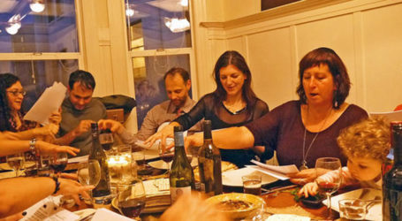 Questions for a Thoughtful Seder