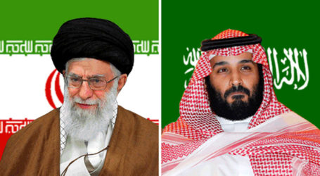Crown Prince bin Salman Compares Ali Khamenei to Adolf Hitler