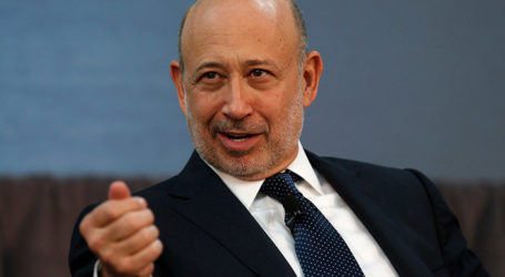 Blankfein to Leave Goldman Sachs; David Solomon to Replace Him