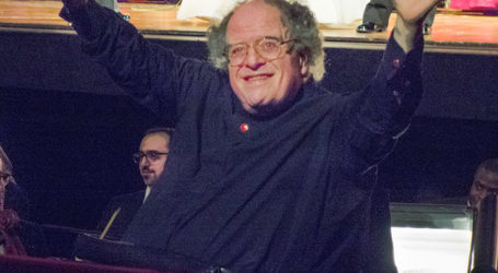 Met Opera Fires James Levine Over Evidence of Sexual Misconduct