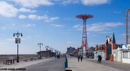 Coney Island's Boardwalk Could Become a NYC Landmark