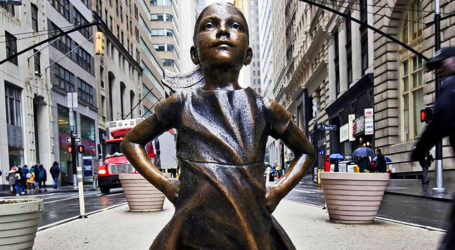 NYC's 'Fearless Girl' Statue Staying Put For Now, Future Uncertain
