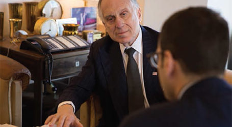 Lauder: The Jewish People Are Ready to Face any Challenge
